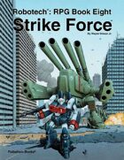 Robotech® Strike Force Sourcebook, 1995 Edition