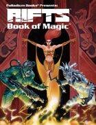 Rifts® Book of Magic
