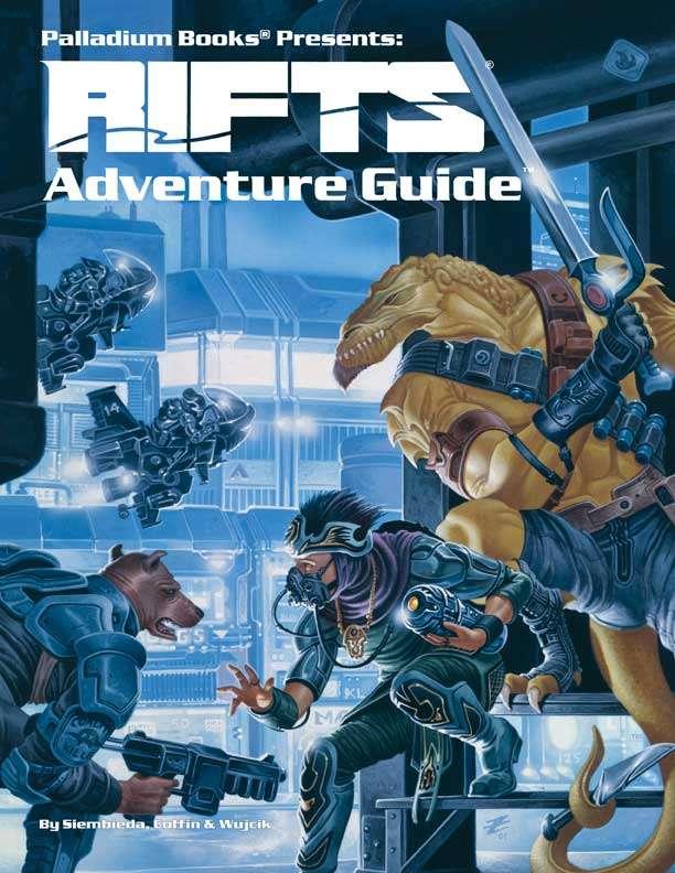 Rifts® Adventure Guide