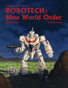 Robotech® New World Order, 1995 Edition