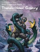 Rifts® Dimension Book™ 14: Thundercloud Galaxy™