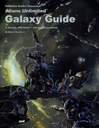 Aliens Unlimited™ Galaxy Guide