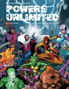 Powers Unlimited® One for Heroes Unlimited™ 2nd Edition