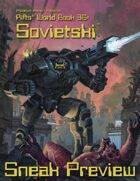 Rifts® Sovietski Sneak Preview