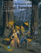 PFRPG 15: Land of the Damned™ Two: Eternal Torment™, for Palladium Fantasy RPG® 2nd Edition
