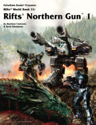 Rifts® World Book 33: Northern Gun™ 1