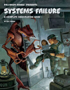 Systems Failure™ RPG