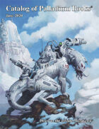 2018 Catalog of Palladium Books®