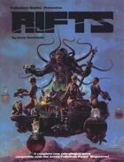 Rifts® RPG - 1st Edition Rules