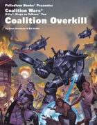 Rifts Coalition Wars Book 2: Coalition Overkill