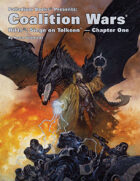 Rifts Coalition Wars Book 1: Sedition