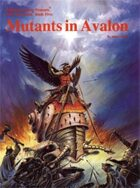After the Bomb® Book 5: Mutants in Avalon