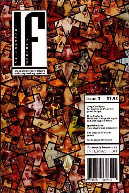 interactive fantasy 2 magnum opus press. Black Bedroom Furniture Sets. Home Design Ideas