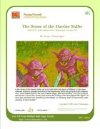 Stone of the Daoine Sídhe (Fantasy Grounds)