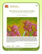 Stone of the Daoine Sídhe (Fantasy Grounds)