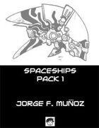 Spaceships Pack 1