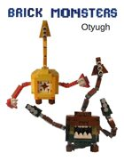 Brick Monsters: Otyugh