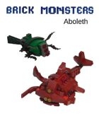 Brick Monsters: Aboleth