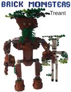 Brick Monsters: Treant
