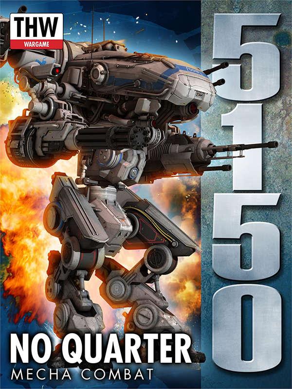 5150 No Quarter - Mecha Combat