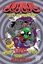 Kidthulhu: Tales of Madness #1