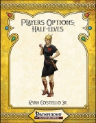 [PFRPG] Player's Options: Half-Elves