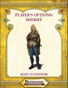 [PFRPG] Player's Options: The Sheriff