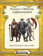 [PFRPG] Player's Options: The Supplemental
