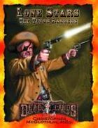 Deadlands Classic: Lone Stars
