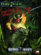 Weird War Two D20: Horrors of Weird War II
