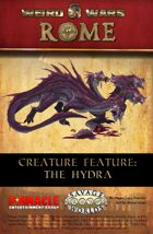Weird Wars Rome: Hydra