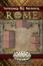 Weird Wars Rome: Roman Fort