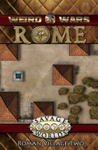 Weird Wars Rome: Village 2