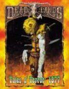 Deadlands Classic: Tales o' Terror: 1877