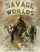 GWG10000 Savage Worlds revised