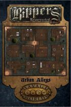 Rippers Resurrected: Combat Map-Urban Alley