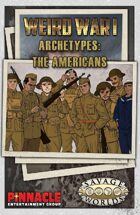 Weird War I: American Archetypes