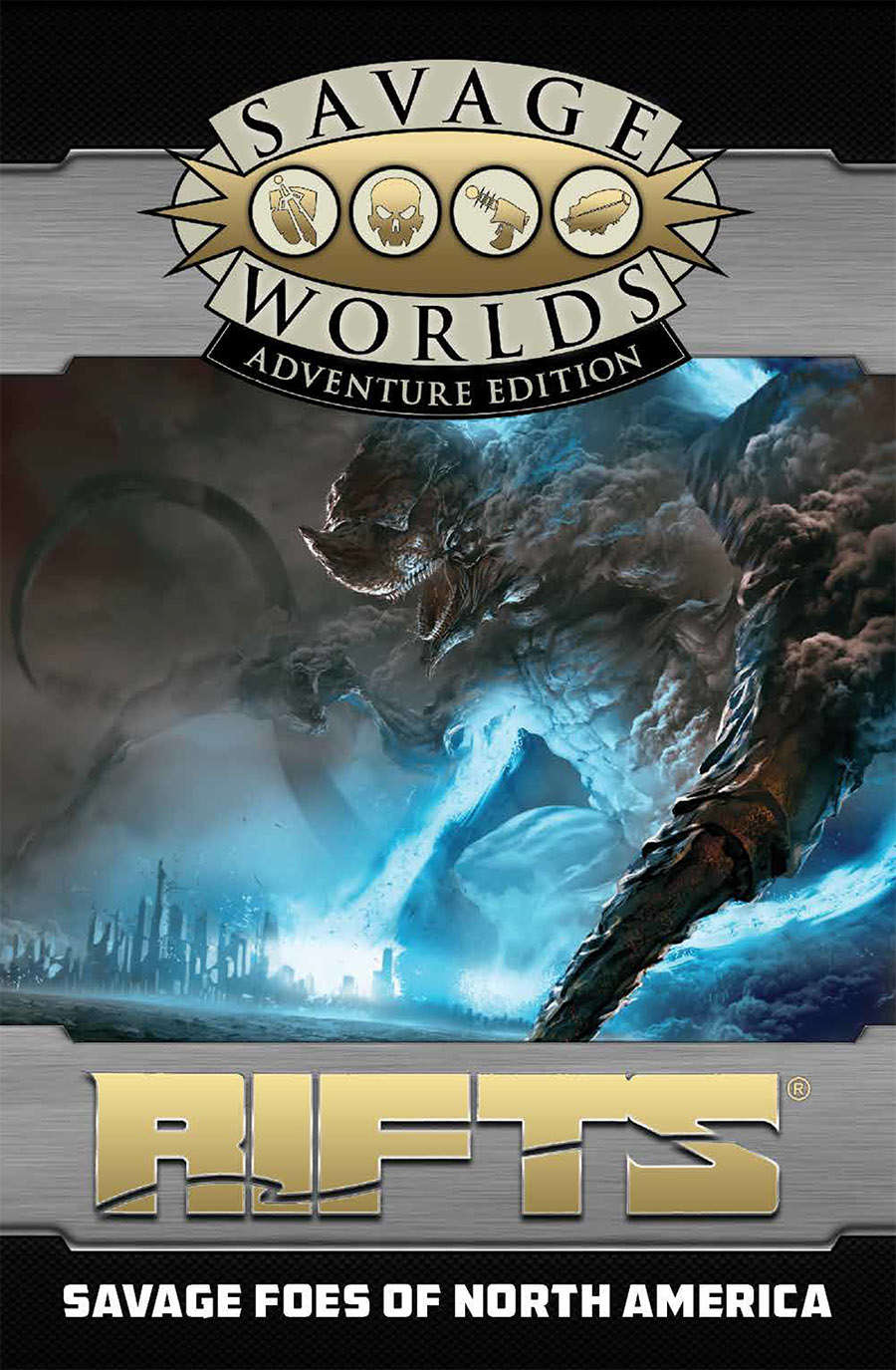 Savage Rifts: Savage Foes of North America