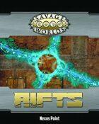 Savage Rifts: Nexus Point Combat Map
