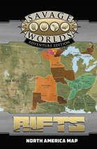 Savage Rifts: North America