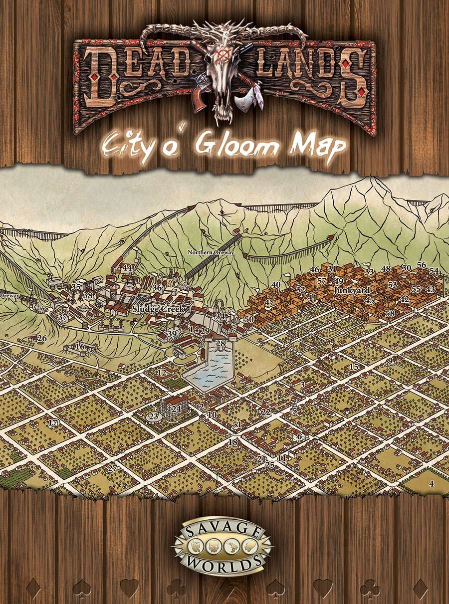 Deadlands California Map.Watermarked Pdf