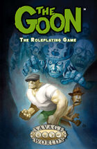 The Goon: The Goon Roleplaying Game