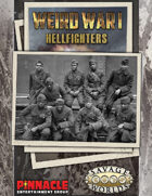 Weird War I: Hellfighters
