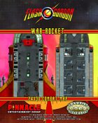 The Savage World of Flash Gordon: War Rocket Poster Map