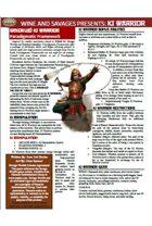 Ki Warrior