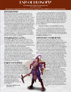 End of Economy: A Savage Worlds Horror One Sheet Adventure