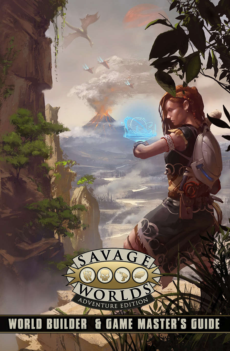 Savage Worlds World Builder and Game Master's Guide