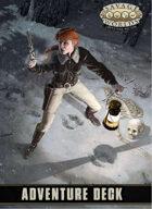 Savage Worlds Adventure Edition: Adventure Deck