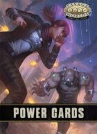 Savage Worlds Adventure Edition: Power Cards