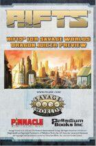 Savage Rifts: Dragon Juicer Preview